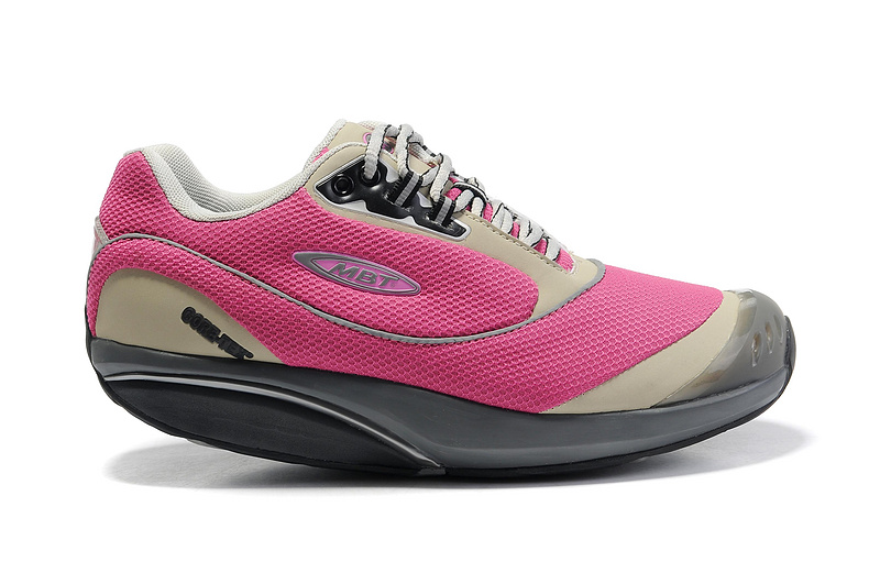 MBT FITNESS WALKING FORA GTX PINK/GREY