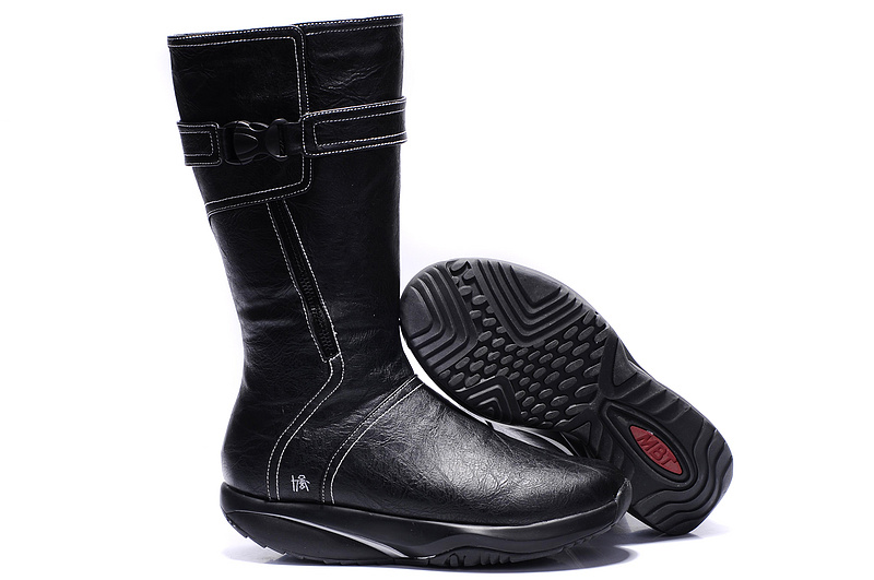 MBT BOOTS GOTI BLACK