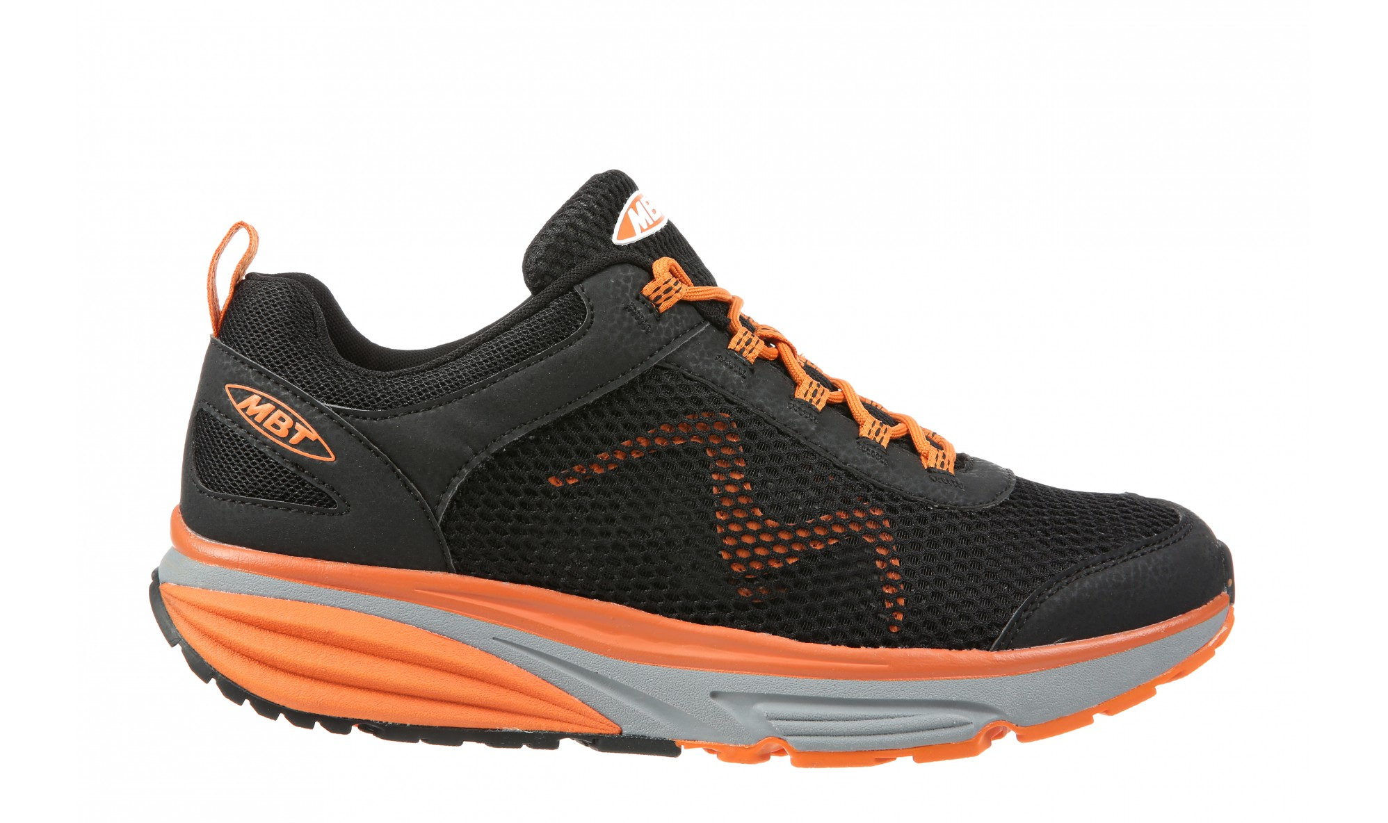 MBT Colorado 17 Men's Black / Orange