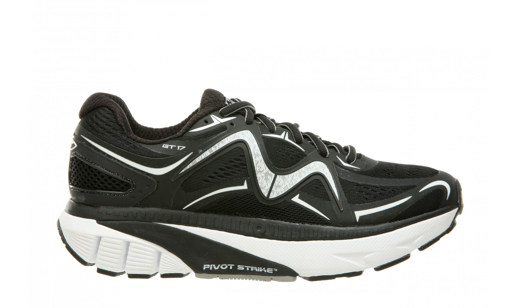 MBT GT 17 - Men's - Black/White