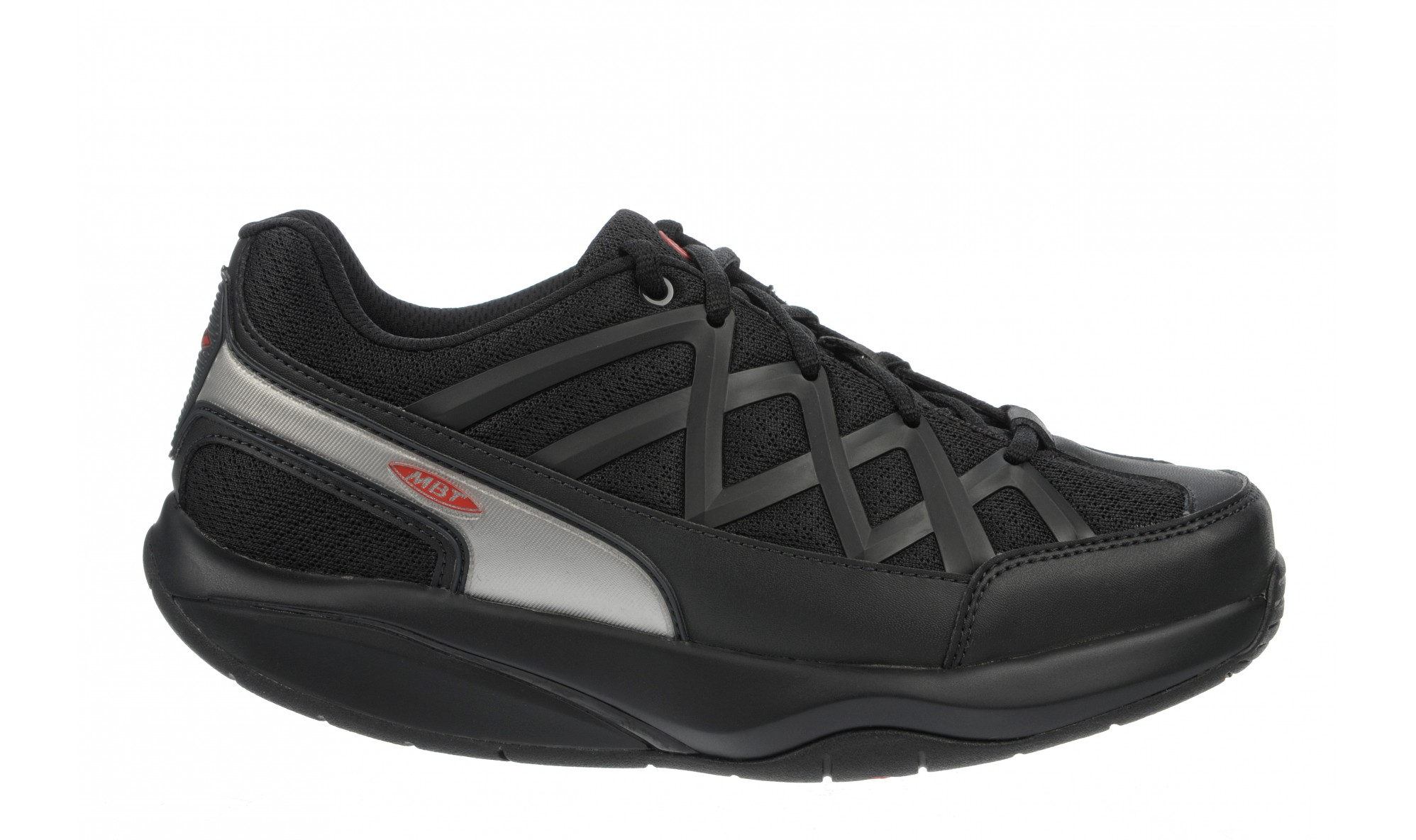 MBT Men's Sport 3 WIDE Black