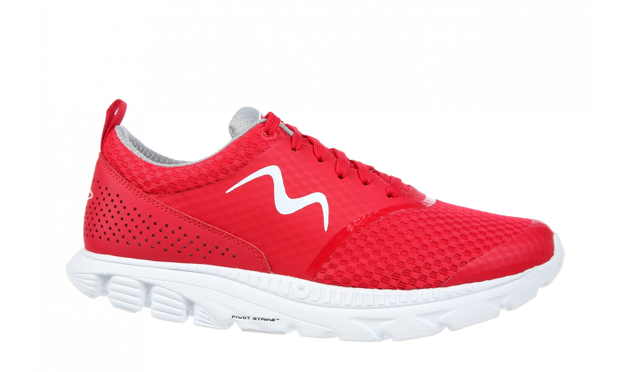 MBT Speed 17 Lace Up Women's Red