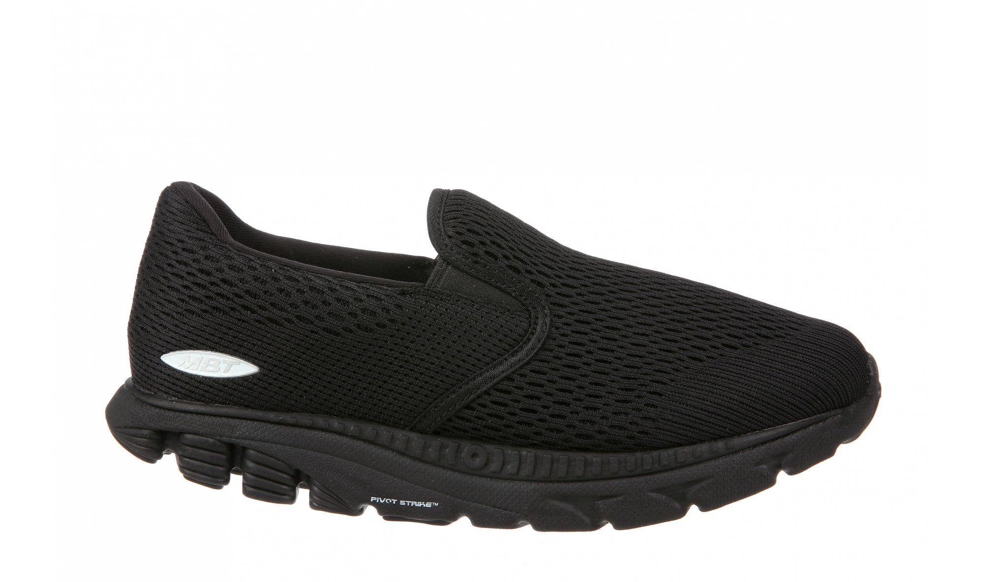 MBT Speed 17 Slip On Women's Black