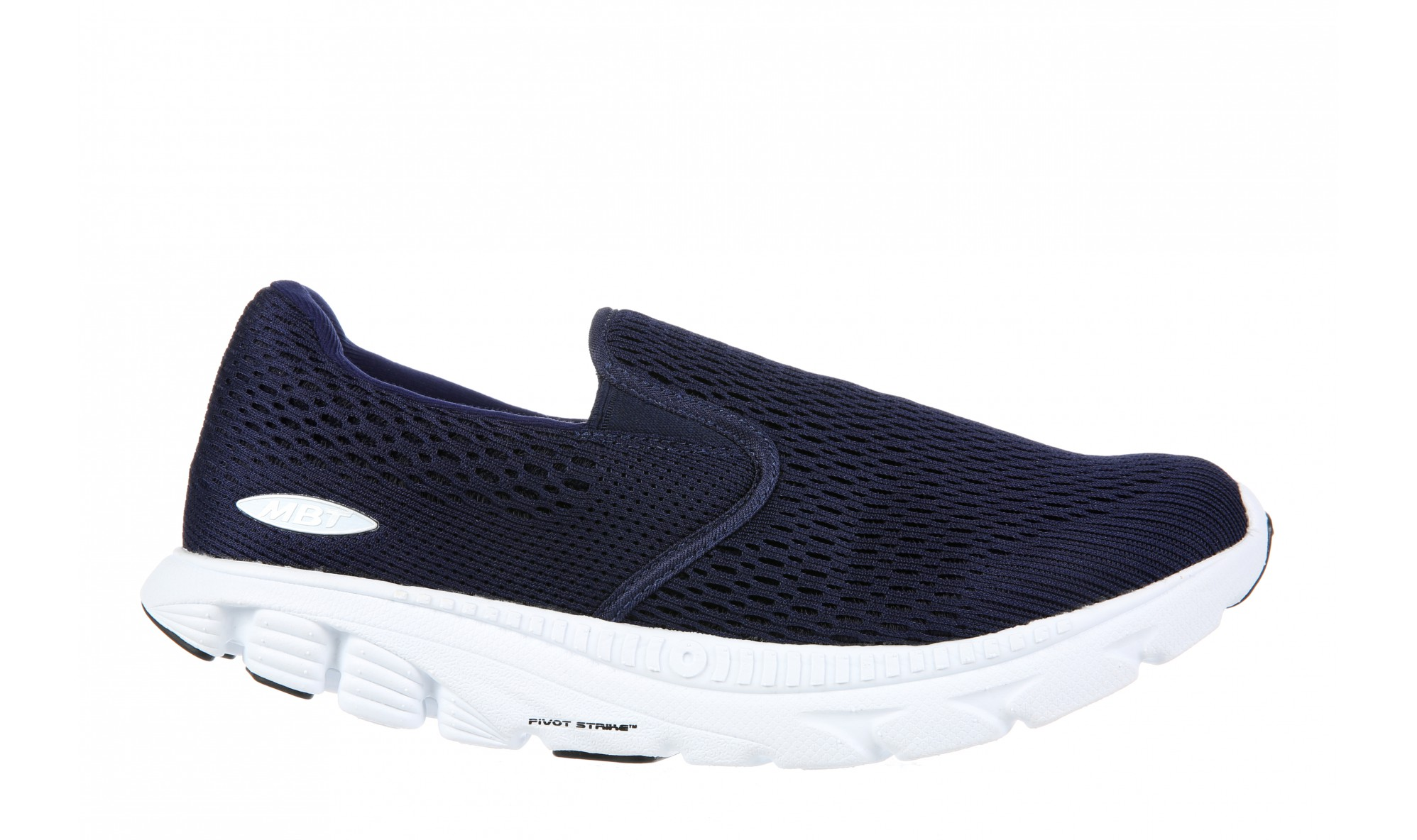 MBT Speed 17 Slip On Women's Navy