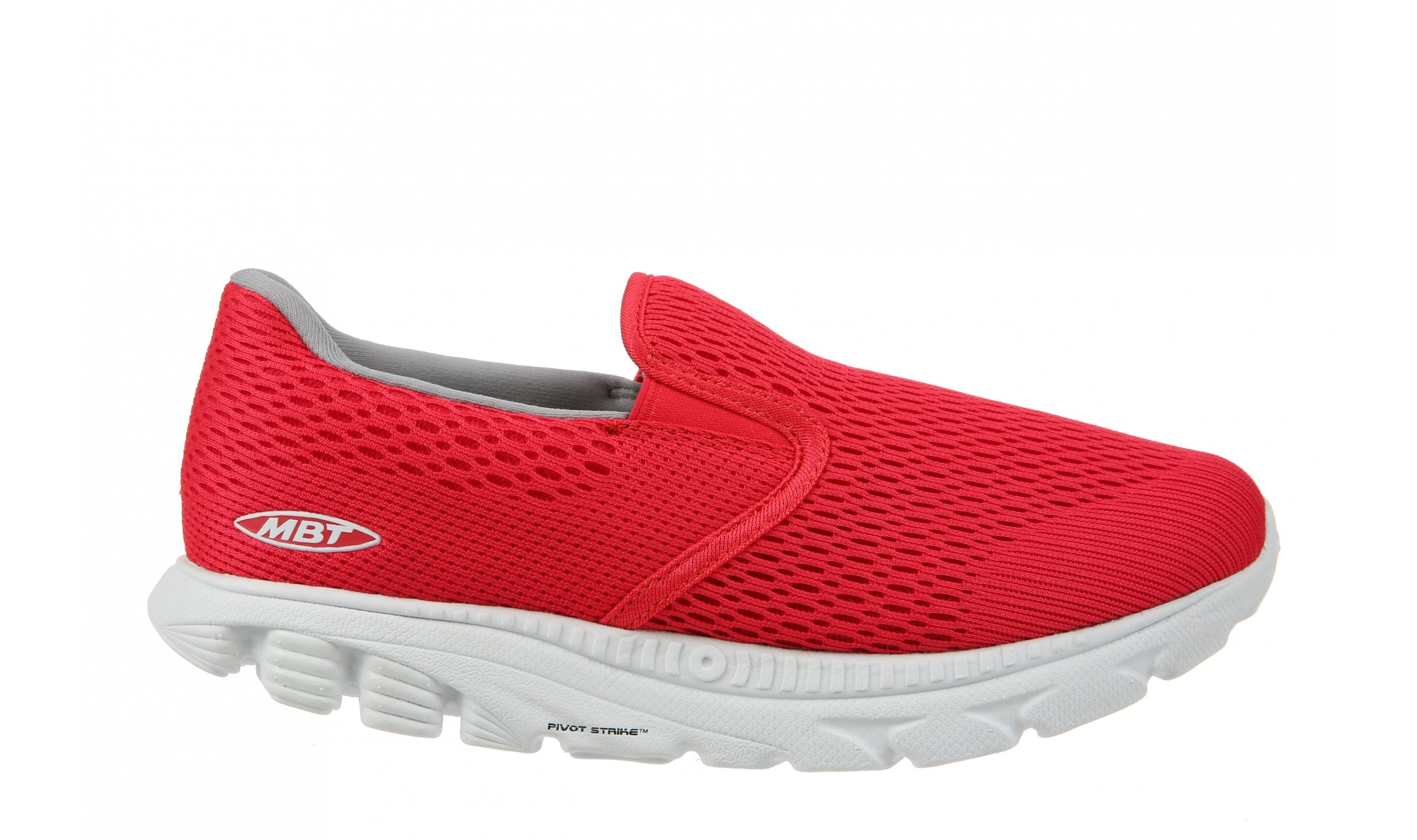 6914367053a0 MBT Speed 17 Slip On Women s Red On Sale