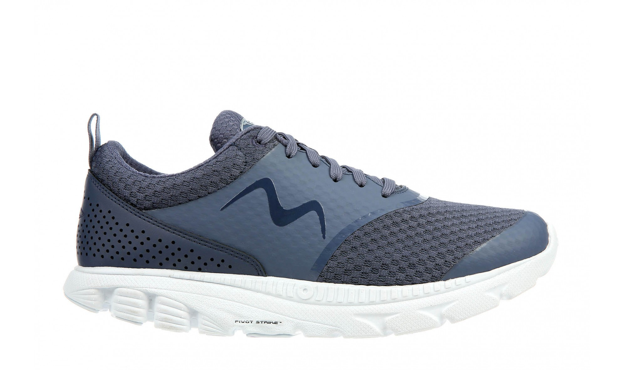 MBT Speed 17 Women's Lace Up Navy