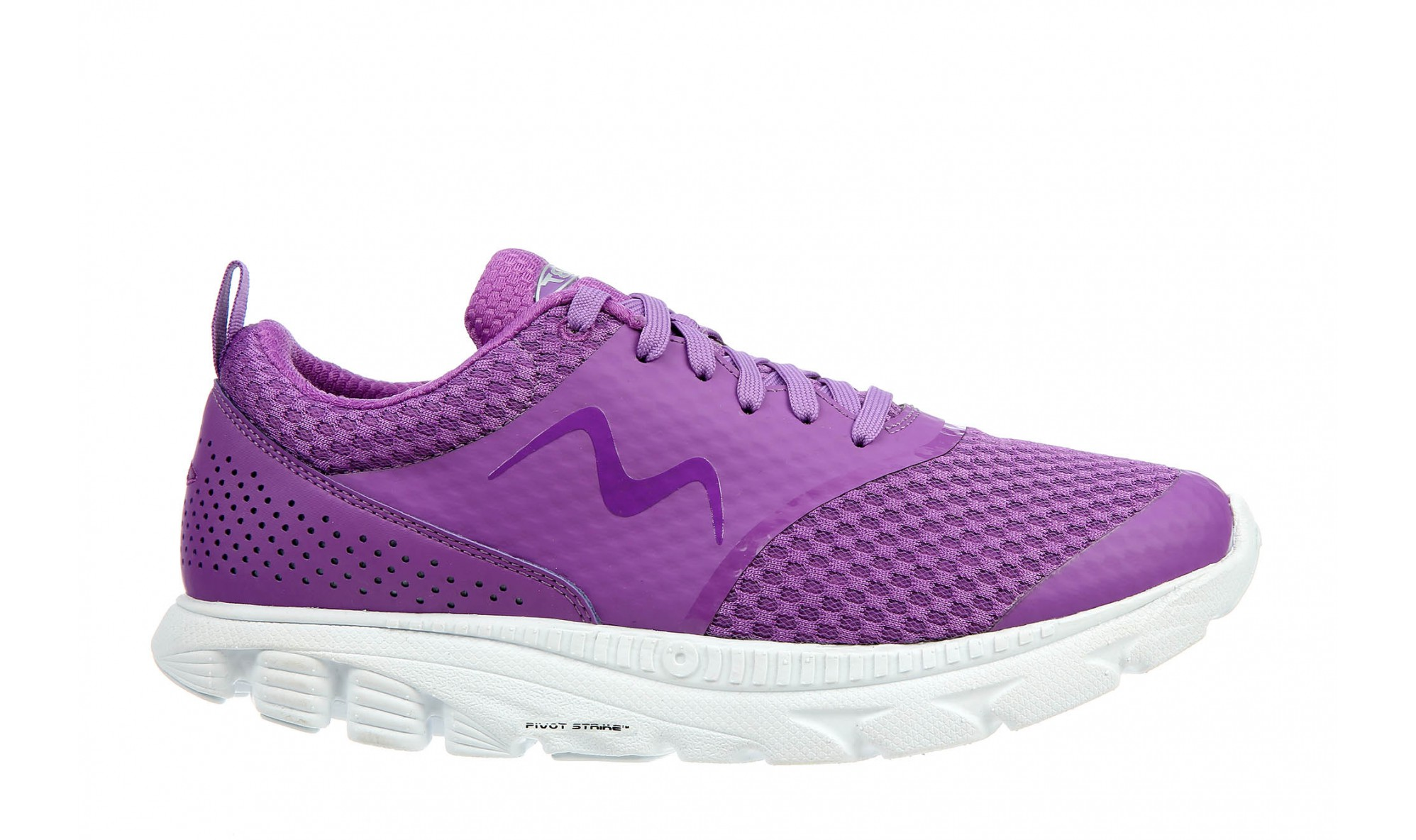 MBT Speed 17 Women's Lace Up Purple
