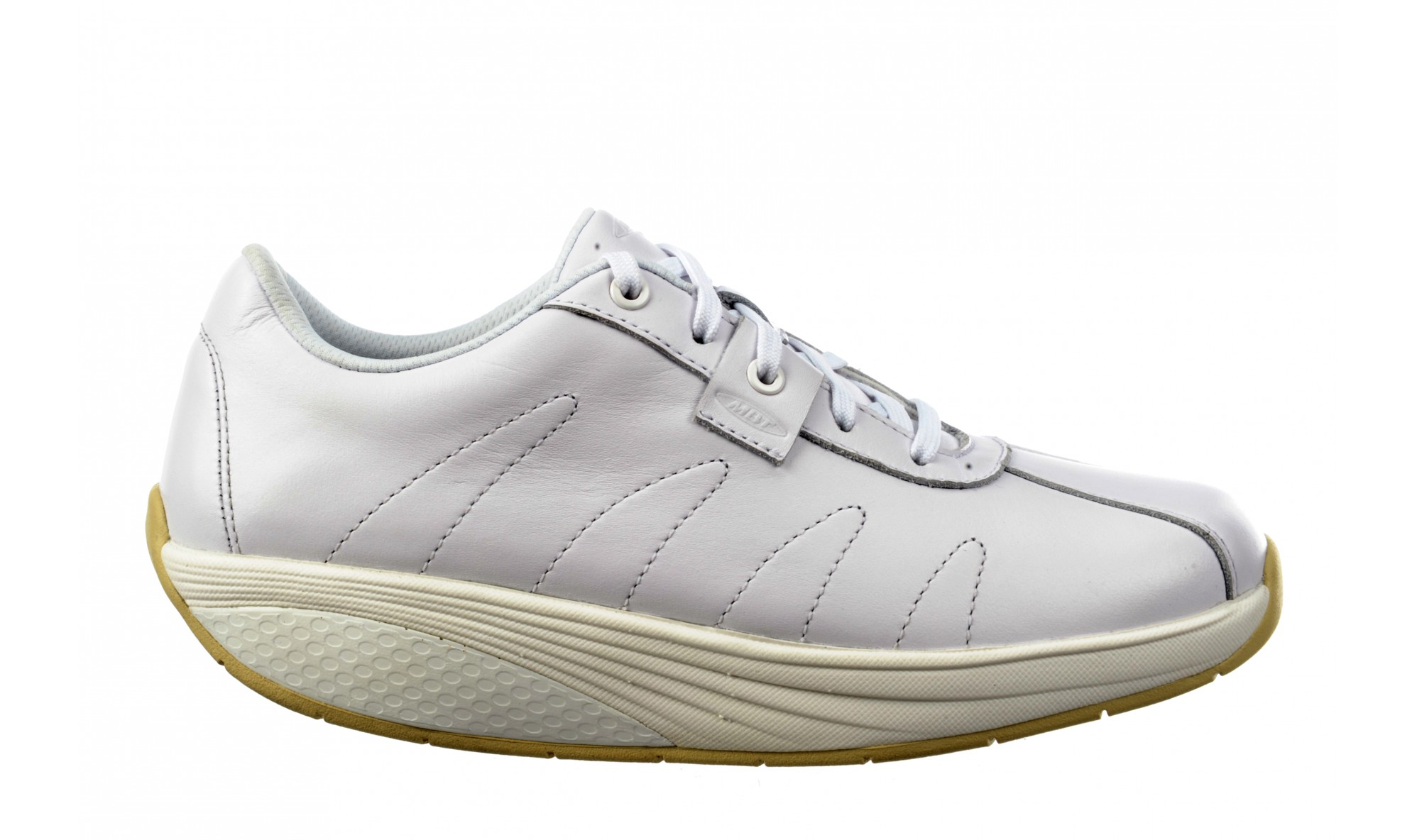 MBT Women's Afla Lace-up White