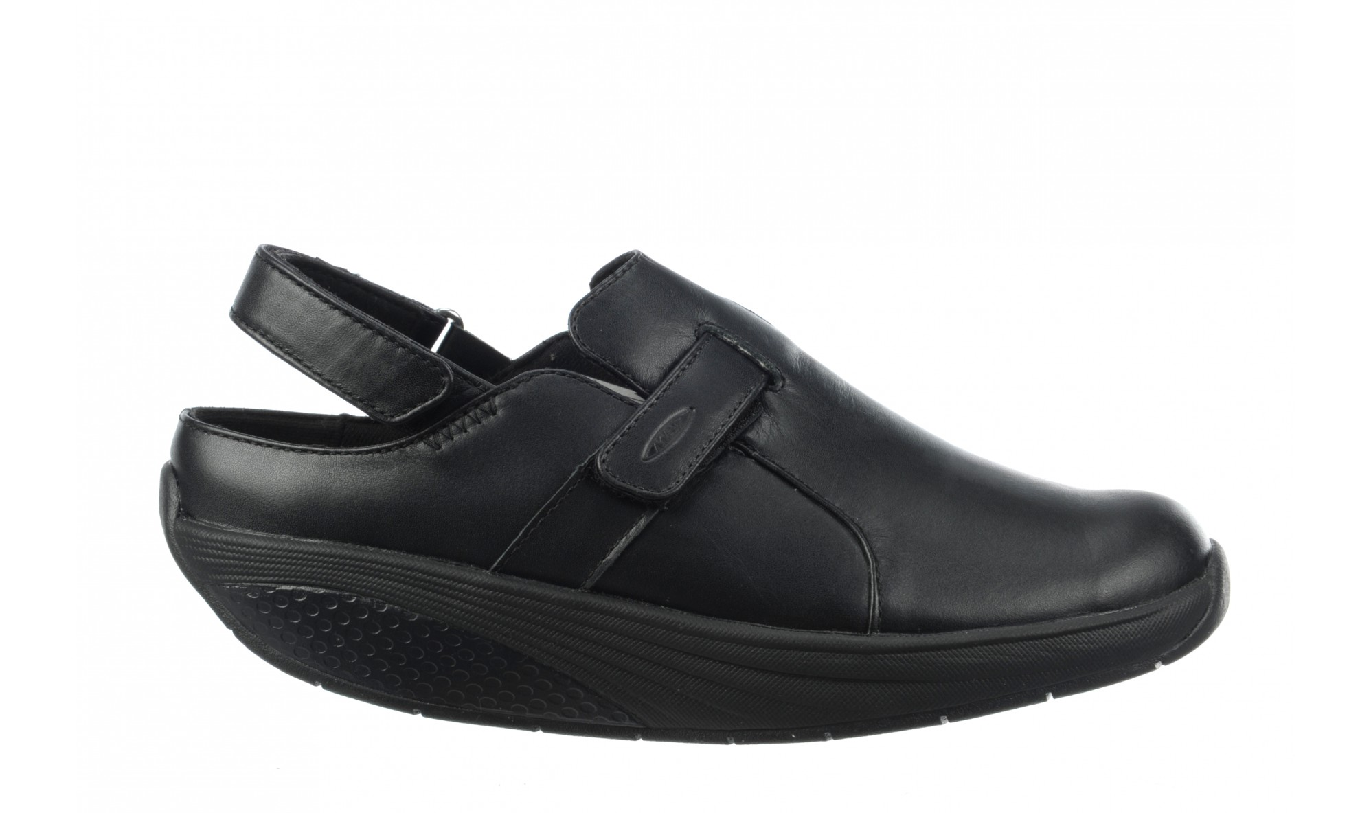 MBT Women's Flua Clog Black