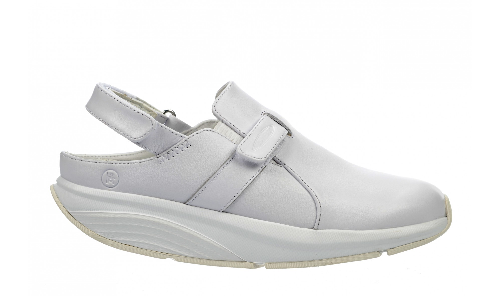 MBT Women's Flua Clog White