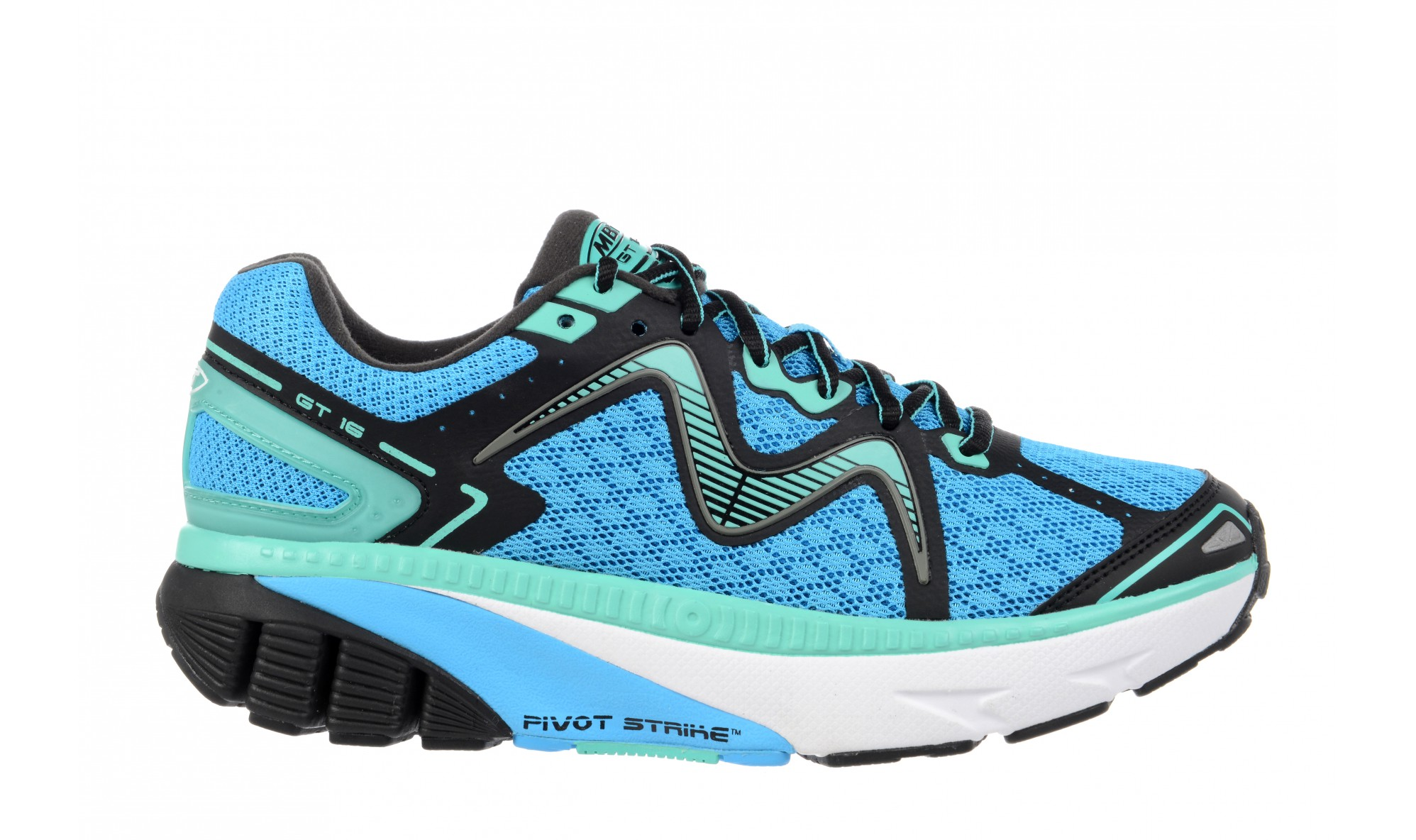 MBT Women's GT 16 Blue / Cyan