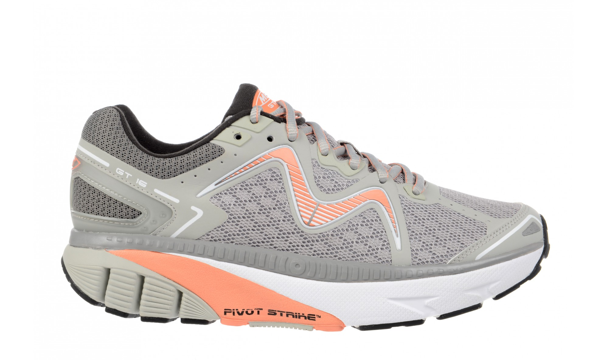 MBT Women's GT 16 Gray / Peach