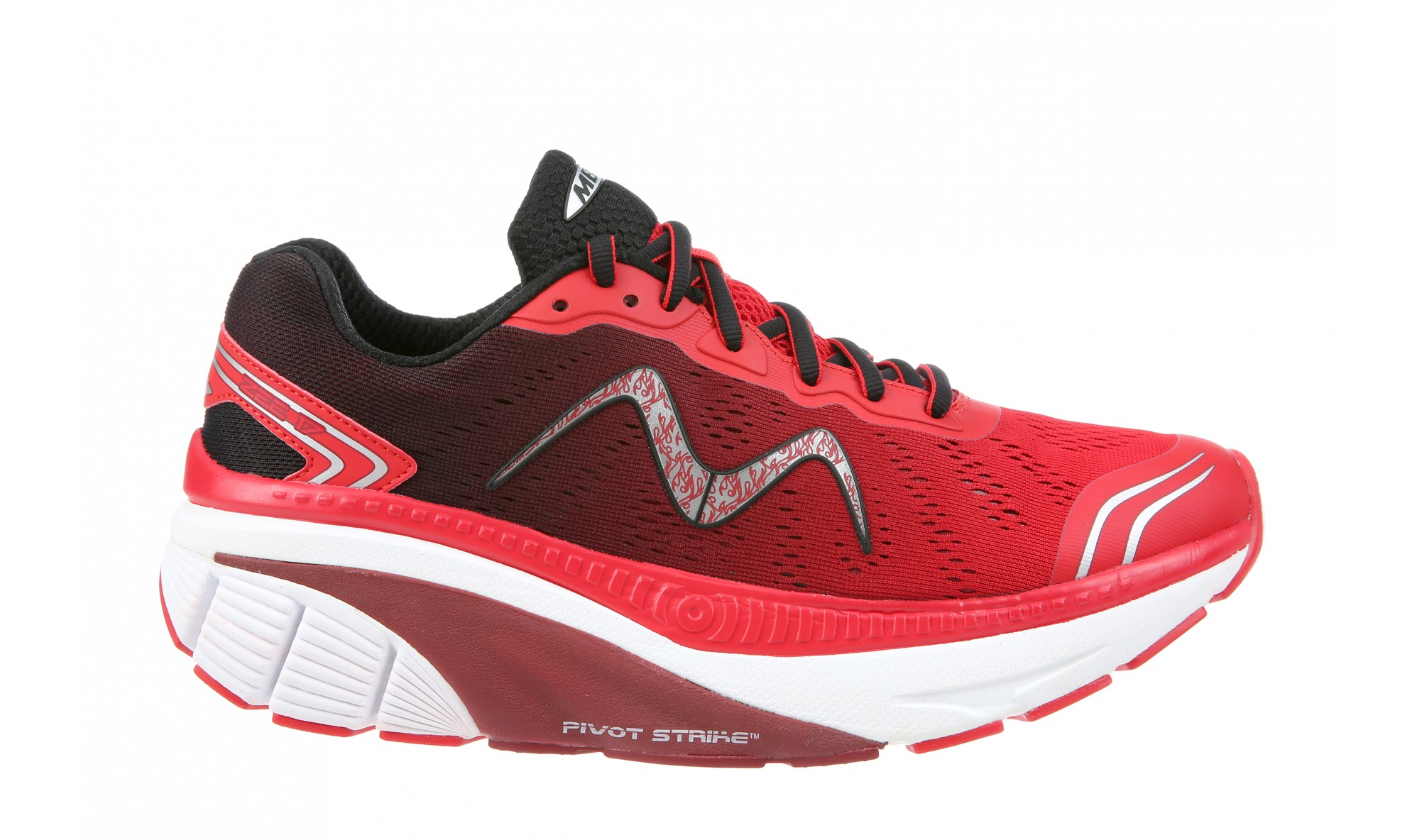 MBT Zee 17 - Men's - Red/Black