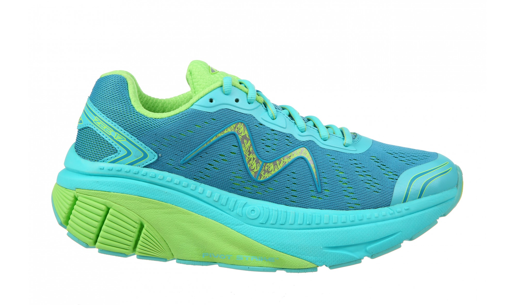 MBT Zee 17 Women's Teal / Green