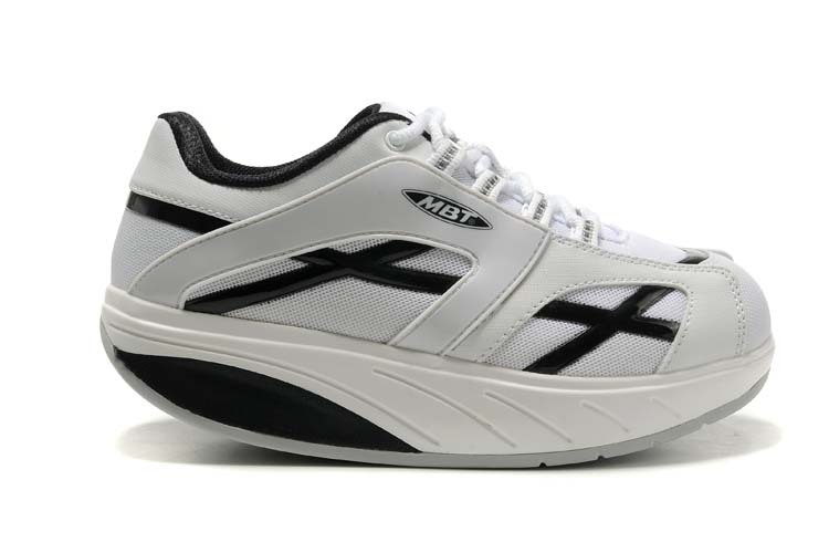 Women's MBT M. Walk White/Black