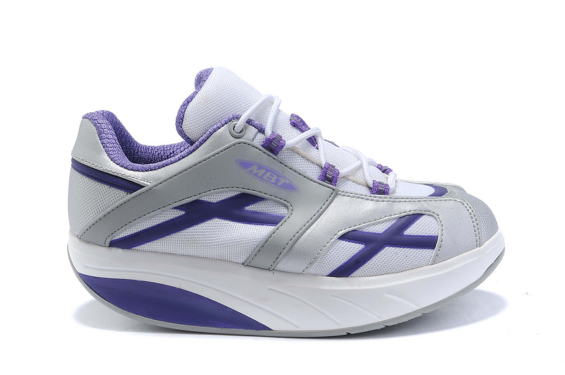 Women's MBT M. Walk White/Purple