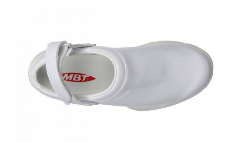 585837d95533 Women s MBT Time Service Clog White