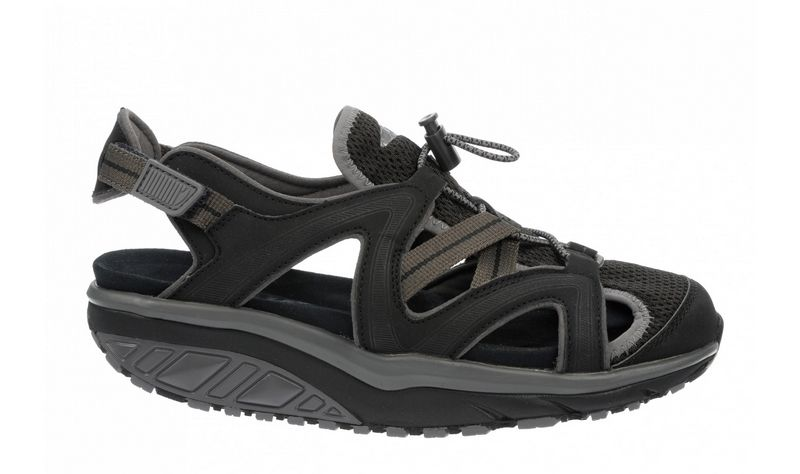 Women's MBT Leasha Trail Sandal Black