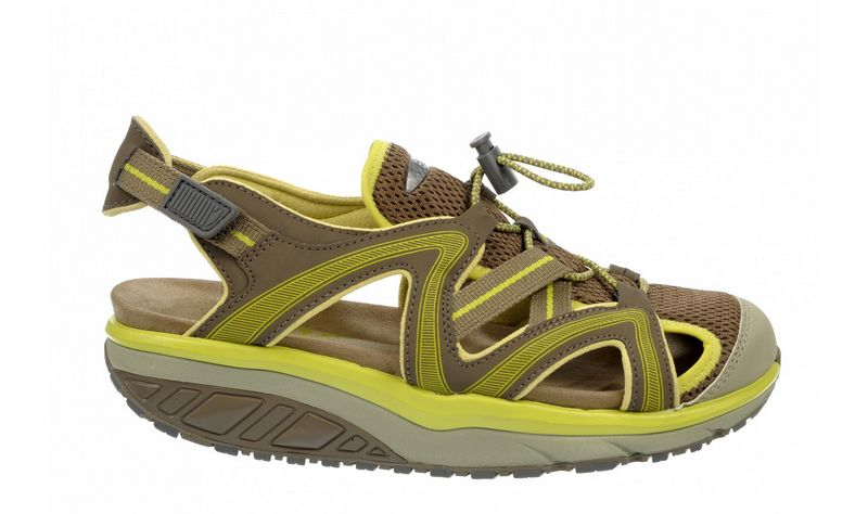 Women's MBT Leasha Trail Sandal Brindle