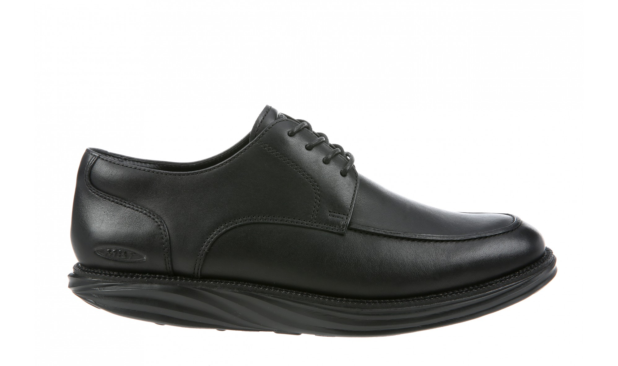 MBT Boston Lace Up - Men's - Black
