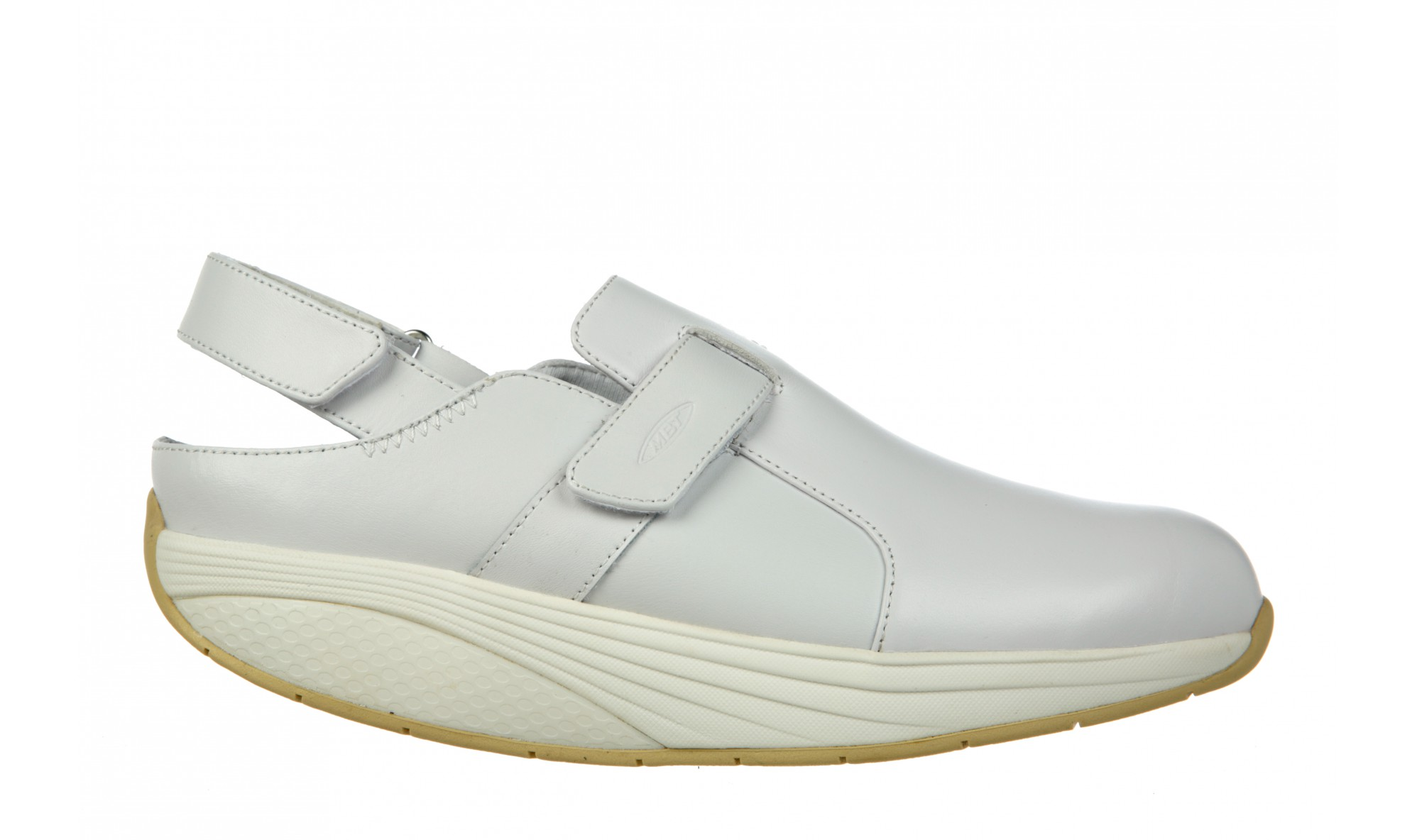 MBT Flua Clog - Men's - White