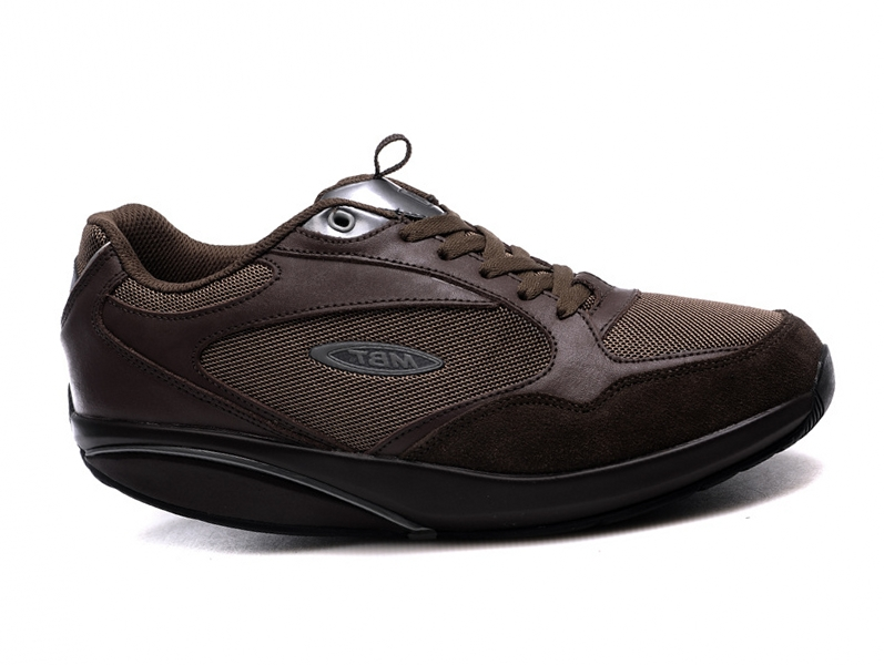 Men's MBT Sini Lux Chocolate