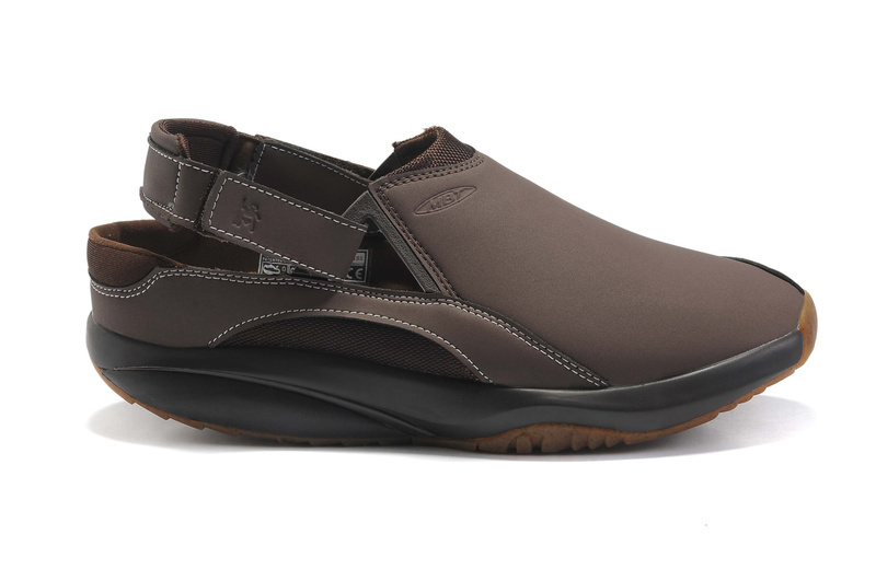 Men's MBT Unono Clog Chocolate