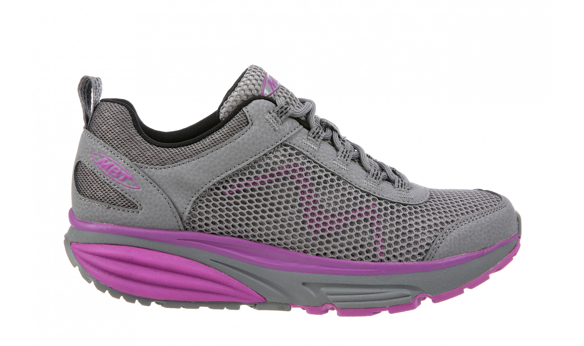 MBT Colorado 17 - Women's - Grey/Purple
